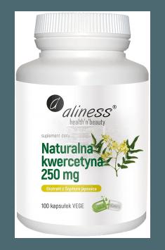 Natural Quercetin 250mg