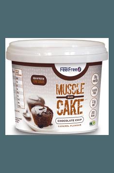 Muscle Mud Cake